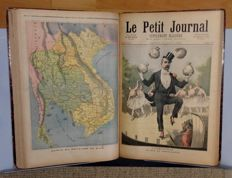 Le Petit Journal. Illustrated supplement - 1893