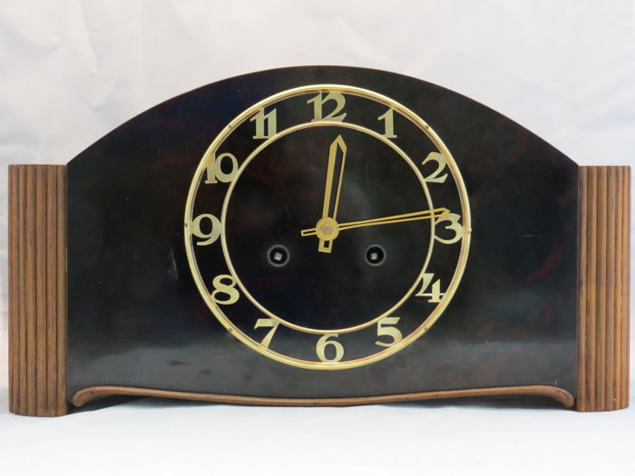 Art Deco Mantle Clock - around 1950