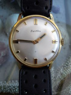 ZENTRA - Swiss made men's watch - from the 1970s.