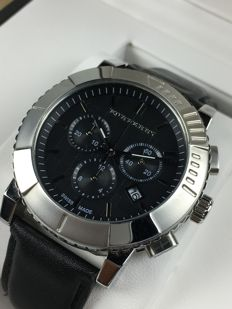 Burberry – Round Chronograph – BU2306 – Men – 2011 - present