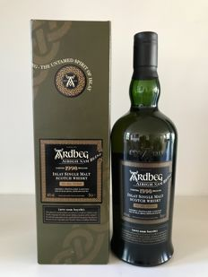 Ardbeg 1990 Airigh Nam Beist - 2006 Bottling - 16 years old
