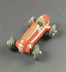 "Schuco, US Zone Germany - L. 14 cm - ""Studio"" 1050 tin toy with clockwork motor, 1950s."