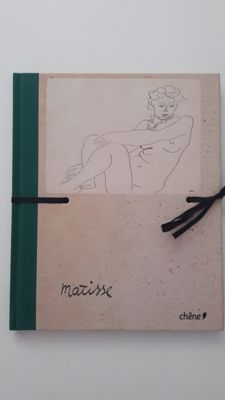 Henri Matisse (after) - Carnets érotiques -  2008