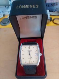 Longines — 729 — 4230 — Men's watch — 1980-1989
