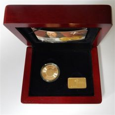 The Netherlands – 10 euros 2007 'Michiel de Ruyter' – gold