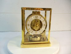 Jaeger-LeCoultre Atmos Baby perpetual motion clock – From the 1960s/70s.