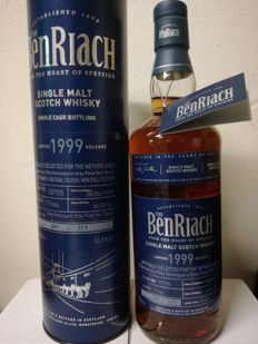 BenRiach 17 years old Cask 13705 Ventisquero pinot noir barrel