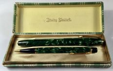 Conway Stewart 14 Fountain Pen + Pencil set in box