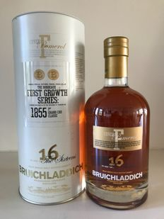 Bruichladdich 16 years old First Growth Pomerol Series