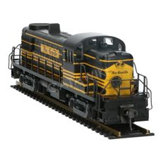 Atlas/Kato H0 - 8151 - Diesel locomotive RS-3 of the Rio Grande