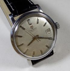 Tissot Visodate - Early Seastar - Caliber 784 - 1960 - Men's Wristwatch