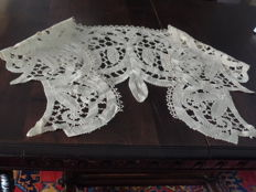 Shawl in Bruges lace - Belgium - late 19th century