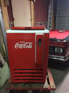 Coca Cola fridge - 1968
