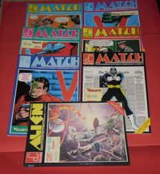 Match complete series 1/7 (1985)