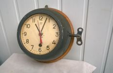 Original Russian Navy Submarine Clock - Made in USSR - 1985