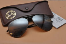 Ray-Ban - Bausch&Lomb Braided Leathers Driving B15 Sunglasses - Unisex