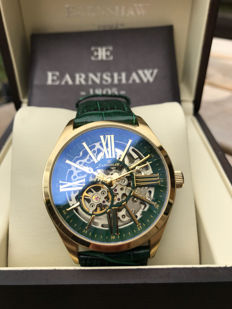 Thomas Earnshaw Armagh Automatic – Men's watch – 2017