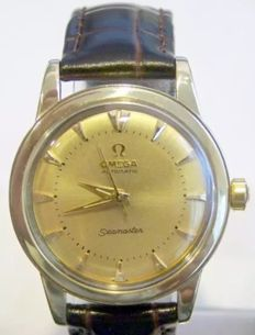 Omega — Omega Seamaster Automatic Men's Watch — 500 — Men — 1960-1969