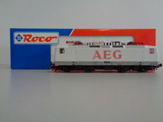 Roco H0 - 43996 - Electric locomotive BR 141 'White Lady' of the DRG