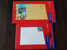 The Netherlands – Selection of shelf packages and mailers, 1990s.