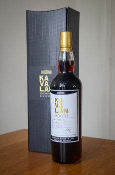 Kavalan Selection Sherry Cask for LMDW Singapore 10th anniversary