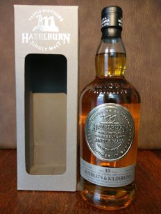 Hazelburn 10 Rundlets & Kinderkins Limited Edition
