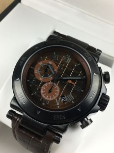 Guess — Caballero Chronograph Swiss — X90003G4S — Men's — 2011 - present