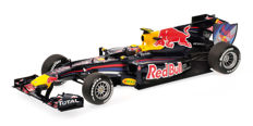Minichamps - Scale 1/18 - Red Bull Racing Renault RB6 M. Webber 2010