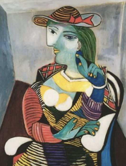 Pablo Picasso (after) - Portrait of Marie-Therese Walter