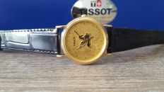 Tissot Reader's digest wristwatch