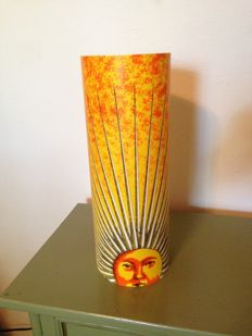 "Atelier Fornasetti for Antonangeli Illuminazione - ""Sole"" table lamp - Series: ""Follia Pratica"""
