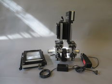 """Sinar P 4X5"""" and 13x18cm."""