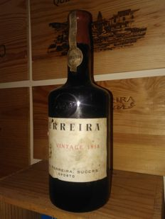 1958 Vintage Port Ferreira - 1 bottle