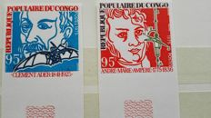 French colonies - imperforate