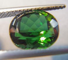 Tourmaline Green - 4.59 ct