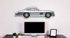 Halmo Collection Mercedes 300 SL plexiglass model