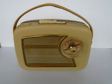 Portable radio by Nordmende type Mambo 1960 Germany