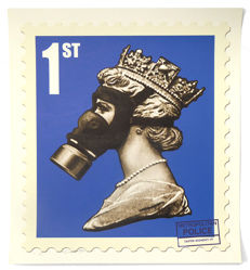 James Cauty - Stamps of Mass Destruction 1st, 2nd and 3rd Class (CNPD 5th Anniversary Edition)