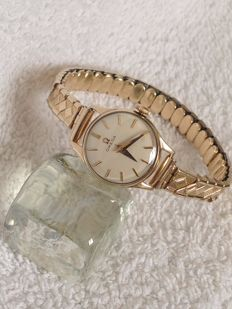 Omega — ladies omega Cocktail Wrist Watch — A.L.D 950 176262 — Women — 1950-1959