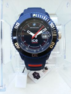 Ice-Watch BMW Motorsport Big Blue - Herenpolshorloge