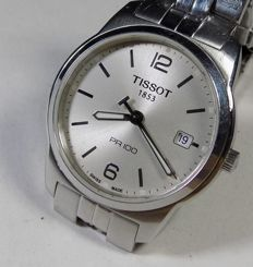 Tissot PR 100 - Classic - Dress - 2000's - Men's Wristwatch