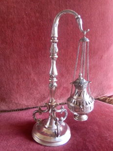Antique Botafumeiro - 925/1000 sterling silver.