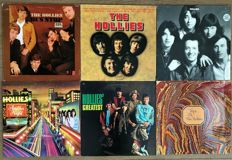 """Hollies: lot of six lp's one of which ia  2lp """"Bus stop"""" """"The Hollies"""" """"Hollies"""" """"Another night"""" """"Hollies' greatest"""" """"Tops of the Hollies"""""""