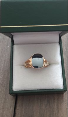 Mens 14K ring - size 19,25