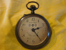 Very rare military pocket watch from the late 19th century – Foreign Legion – France