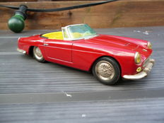 ATC, Japan - Length 26 cm - Tin Ferrari GT 250 with friction motor, 60s