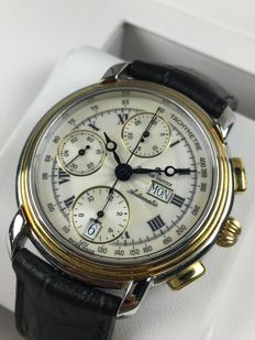Maurice Lacroix — Masterpiece Croneo Automatic Chronograph — 67413 — Heren — 1990-1999