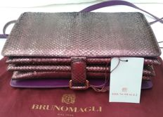 Bruno Magli – shoulder bag in snakeskin