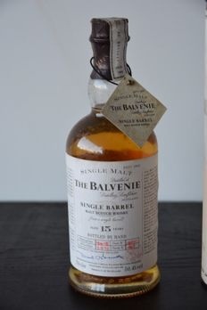 Balvenie 1979 - Single Barrel 15 years old - 70 cl - 50.4% vol - botling date 1995