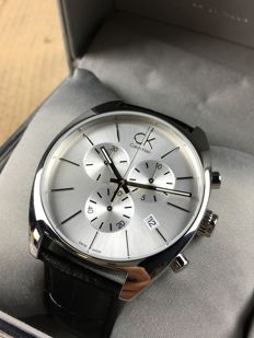 Calvin Klein — Exchange Chronograph — K2F27120 — Men's — 2011 - present